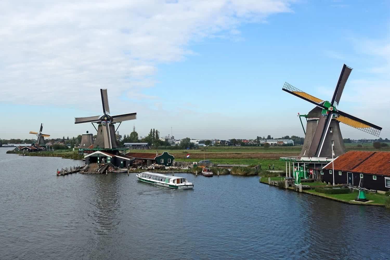 Cómo ir a Zaanse Schans desde Ámsterdam