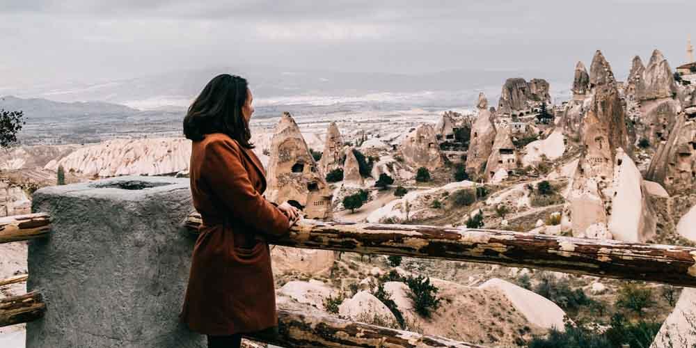 Goreme y la ciudad subterránea que ver en Capadocia.