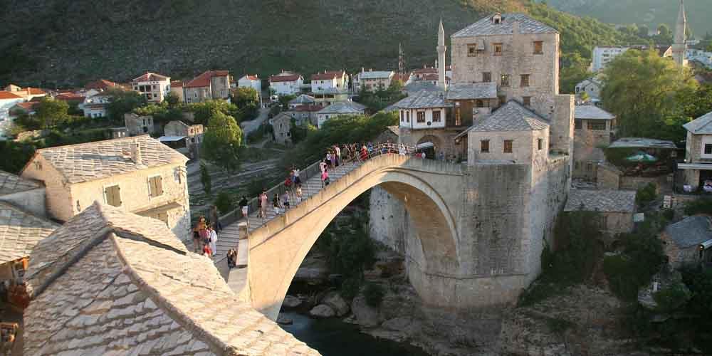 Cómo ir de Dubrovnik a Mostar por el puente Stari Most.