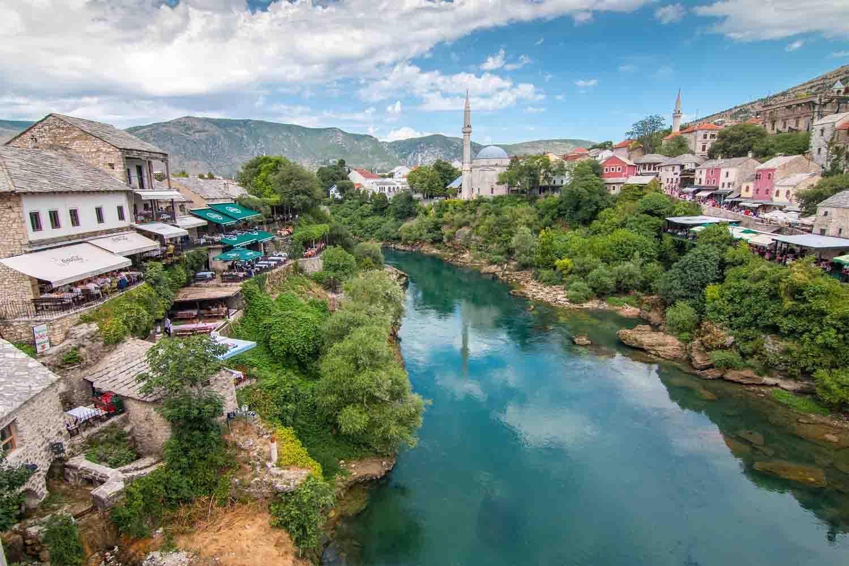 Cómo ir de Dubrovnik a Mostar: Autobús y ruta en coche