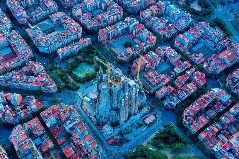 Cómo llegar a la Sagrada Familia de Barcelona
