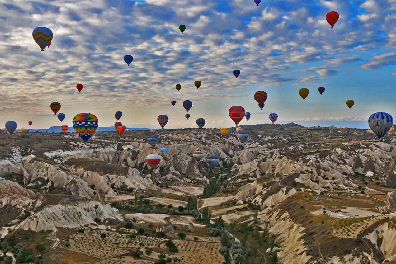 Cuántos días en Capadocia, Turquía: Te ayudamos a planificar tu viaje