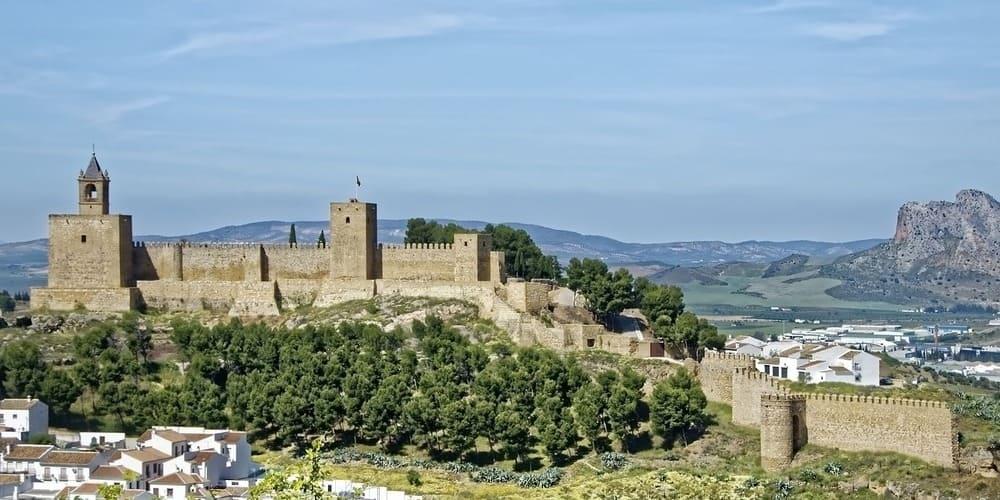 Antequera, un pueblo cercano al Camino del Rey