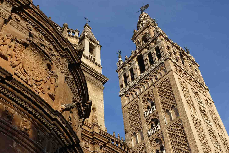 Visitar La Giralda de Sevilla: Horarios y precios