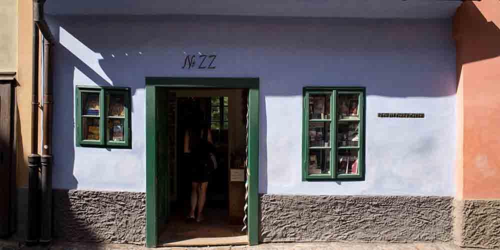 La Casa-Museo de Franz Kafka.