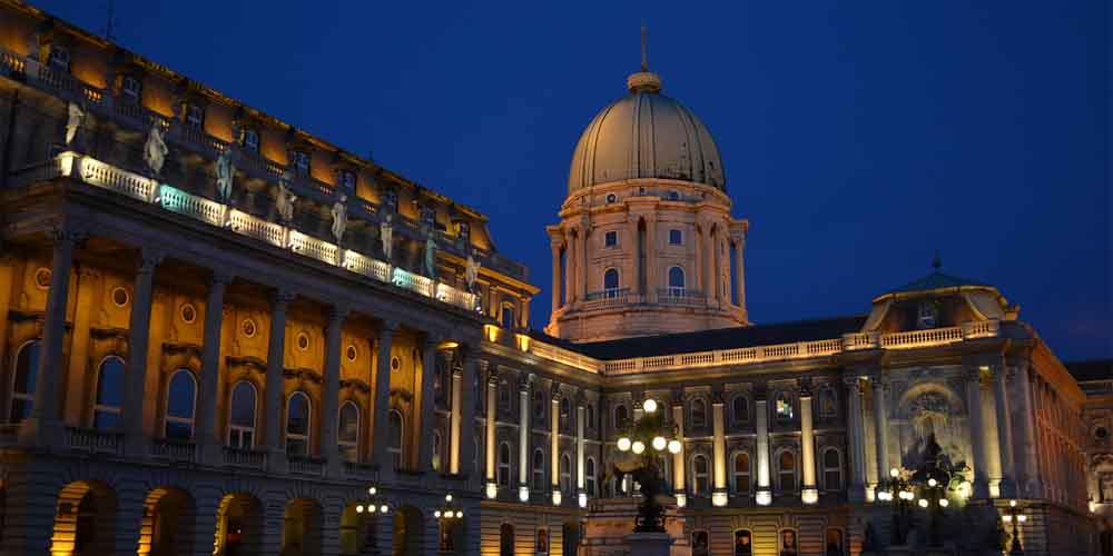 El Castillo de Buda en el itinerario por Budapest en 4 días.
