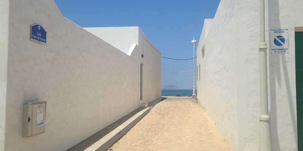 Cómo ir a La Graciosa desde Famara en Lanzarote.