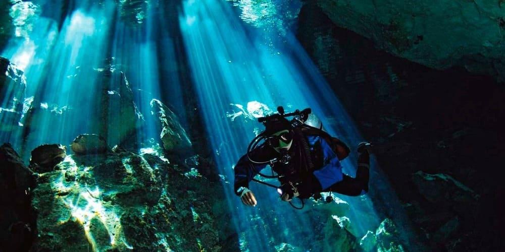 Cómo ir a los cenotes de Riviera Maya y Cancún