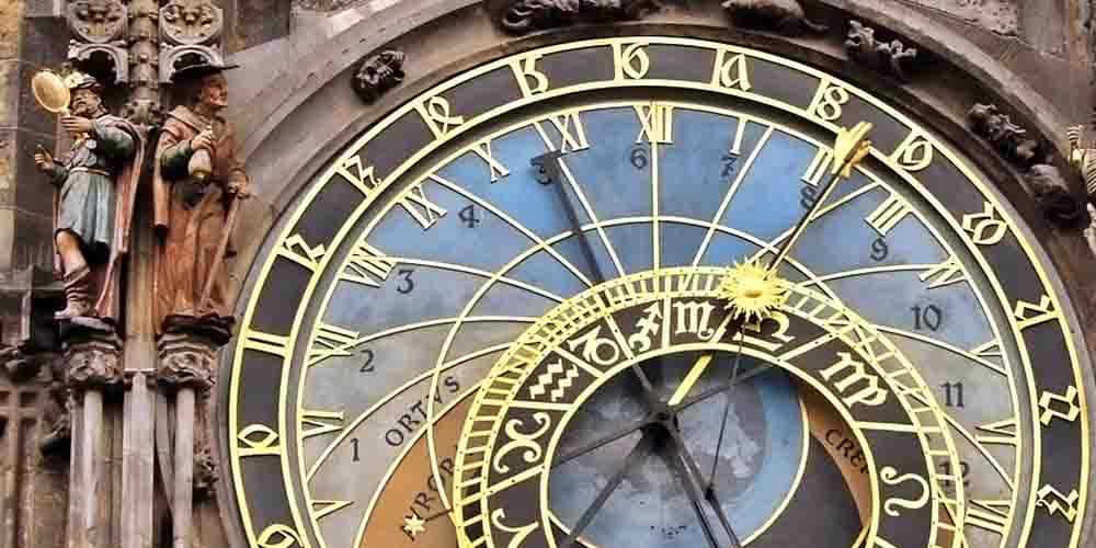 El Reloj Astronómico de la Ciudad Vieja en la visita a Praga en 2 días.