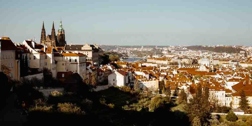 El Castillo de Praga en la visita a Praga en 4 días.