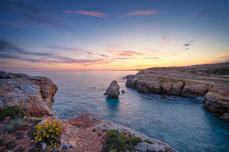 Dónde ver el atardecer en Menorca