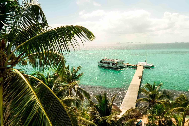 Cómo ir a Isla Mujeres desde Cancún o Playa del Carmen