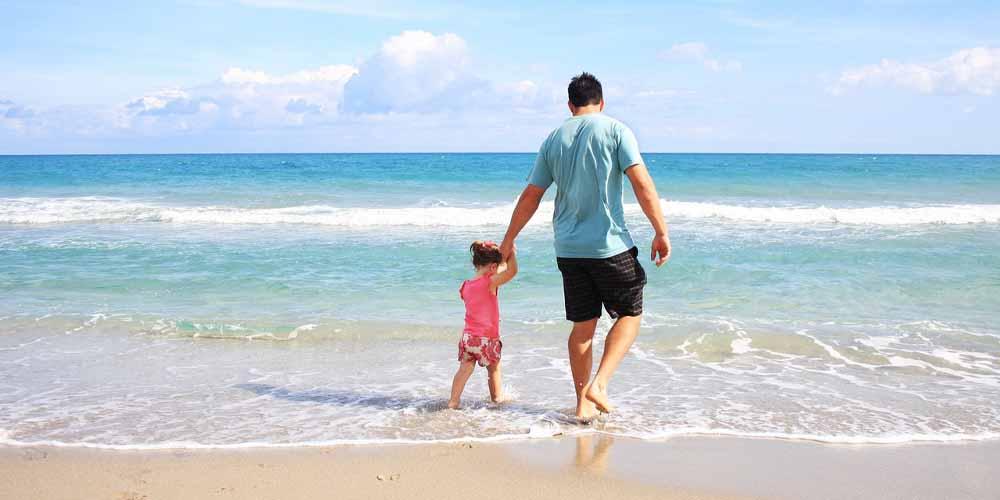 Una de las playas que ver en Menorca con niños.