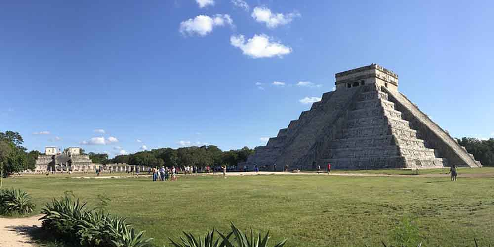 Chichén Itzá, una de las principales cosas que ver en Tulum.