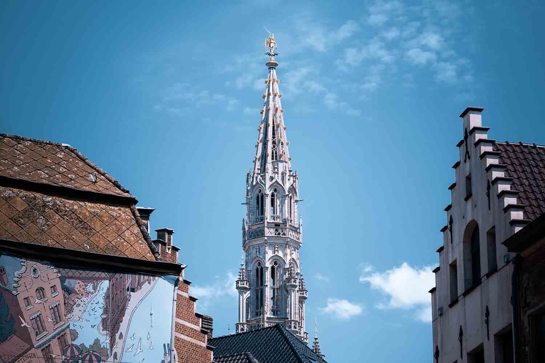 Visitar Brujas y Gante en un día desde Bruselas