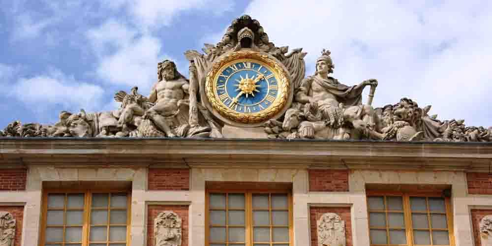Horario de visita al Palacio de Versalles.