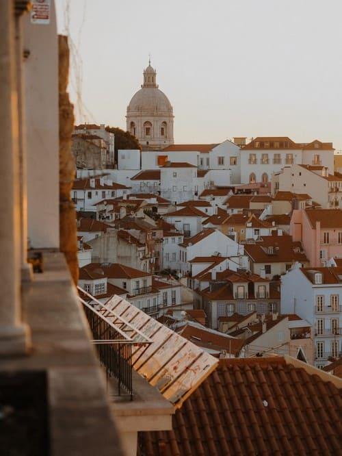 Barrio de Alfama, Lisboa