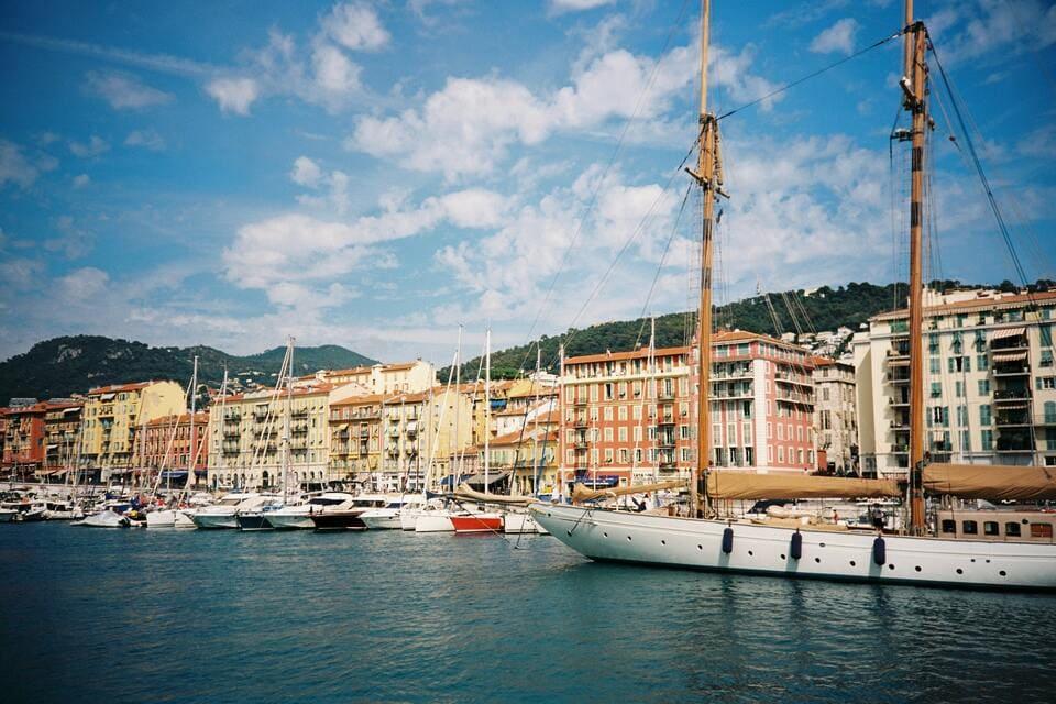 Casco Viejo de Niza, una de las cosas que ver