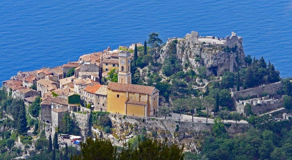 Excursión a Eze, una visita que ver desde Niza