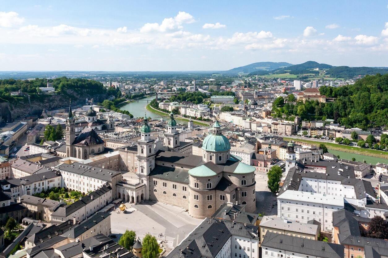 Cómo ir a Salzburgo desde Múnich – ¿Ir en Tren, Autobús, Coche o Excursión?
