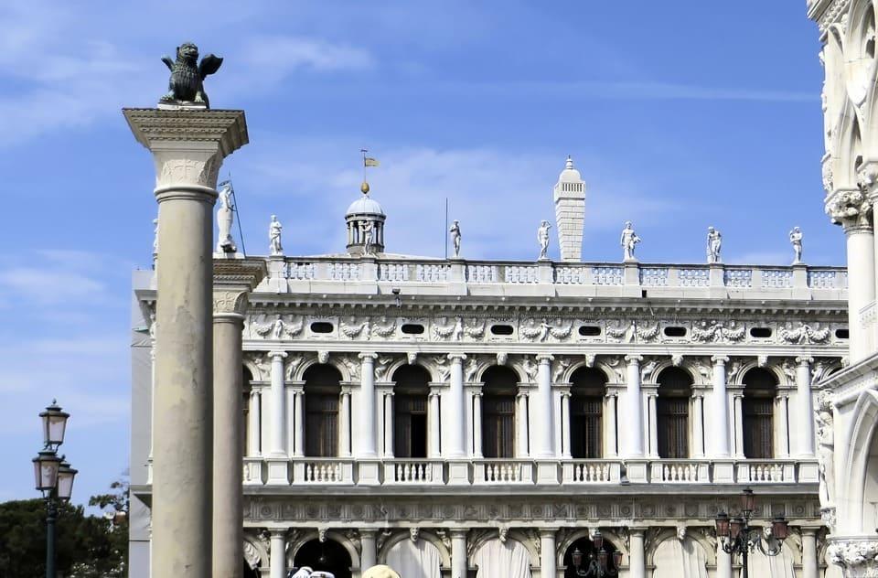 Museo Correr en la Plaza de San Marcos, Venecia