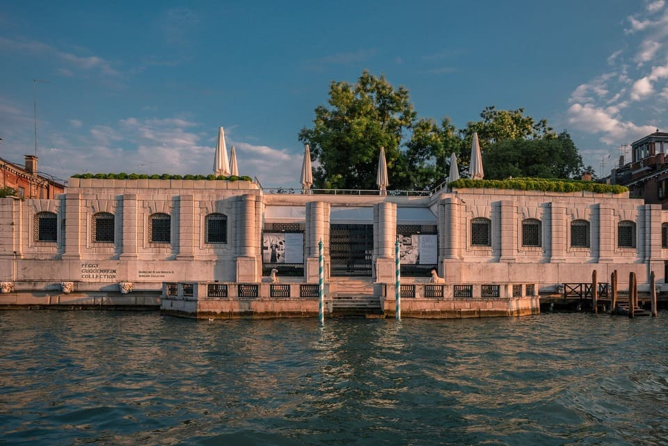 Museo Peggy-Guggenheim en Venecia