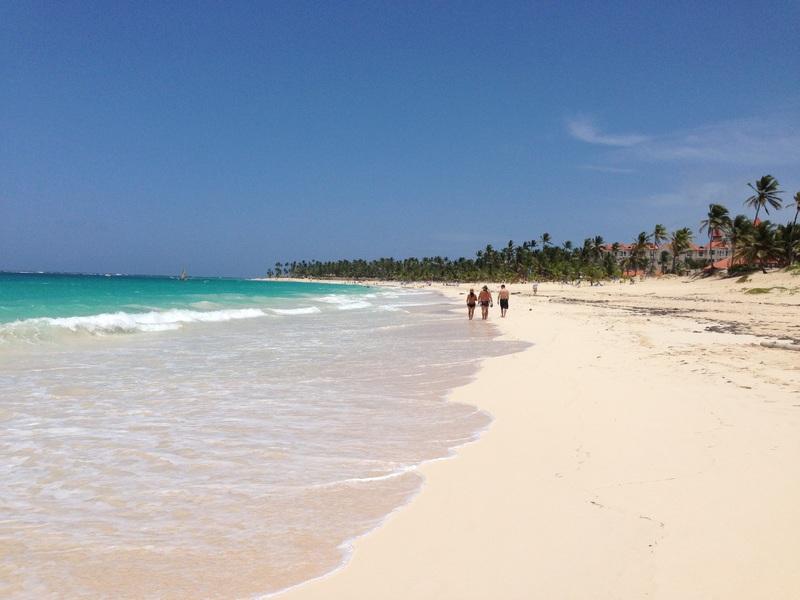 Playa del Macao en Punta Cana